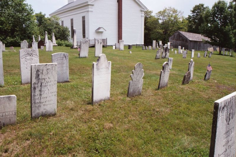Becket Center Cemetery