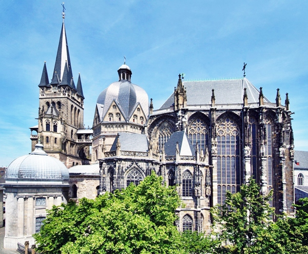 Cathedral of Aachen