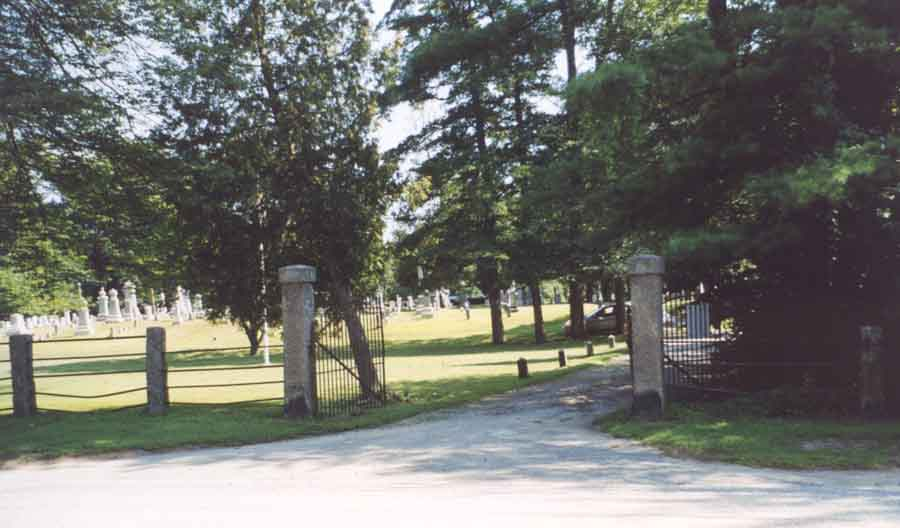 Duck River Cemetery
