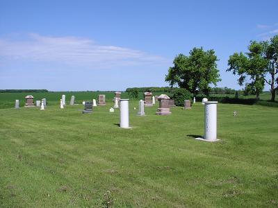 Joe River Cemetery