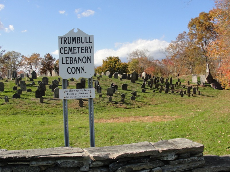 Old Cemetery AKA Trumbull Cemetery
