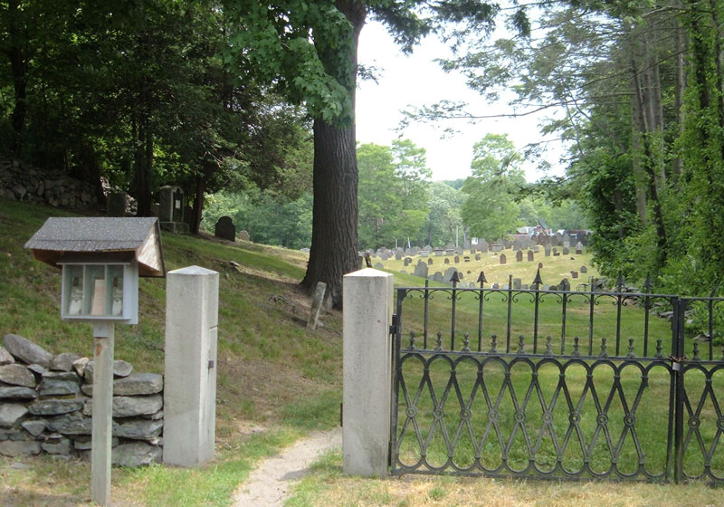 Old Norwichtown Cemetery