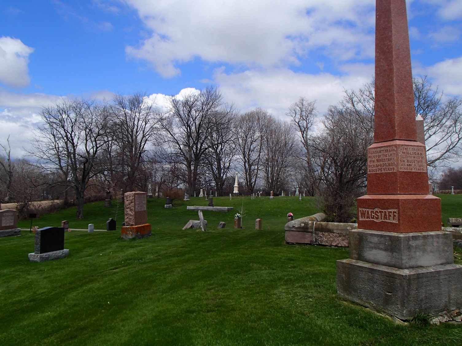 St George's Anglican Church Cemetery