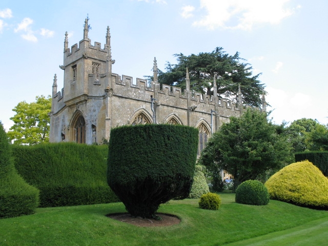 St Marys Chapel, Sudeley Castle