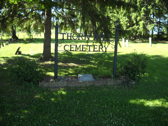Thorn Hill Cemetery