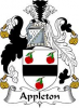 Appleton Family Crest