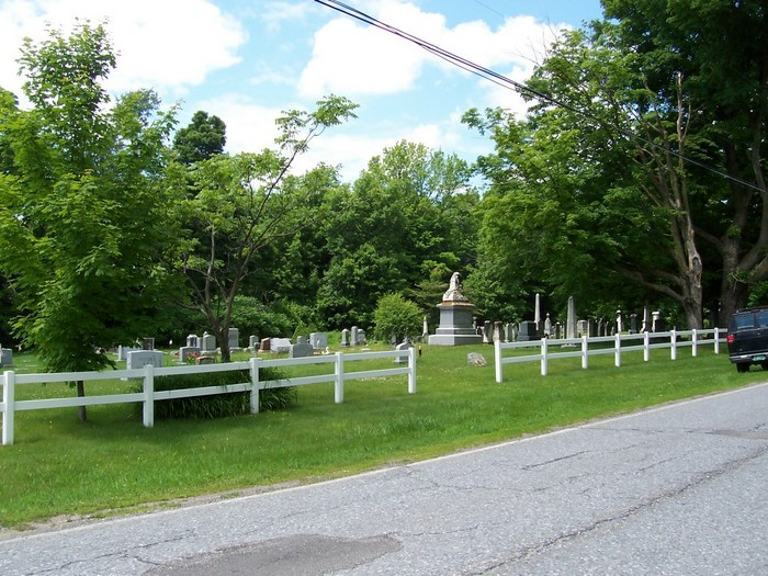 Foote Street Cemetery