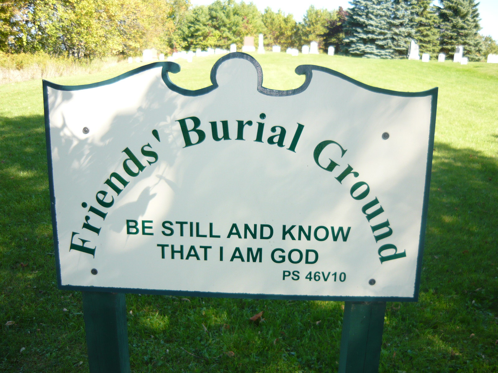 Friend's Burial Ground