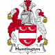Huntington Family Crest